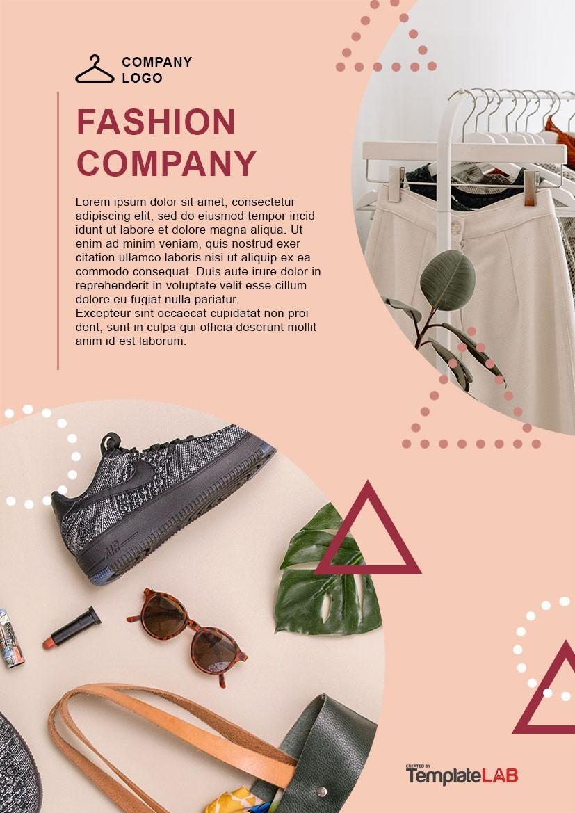 Free Fashion Company Profile