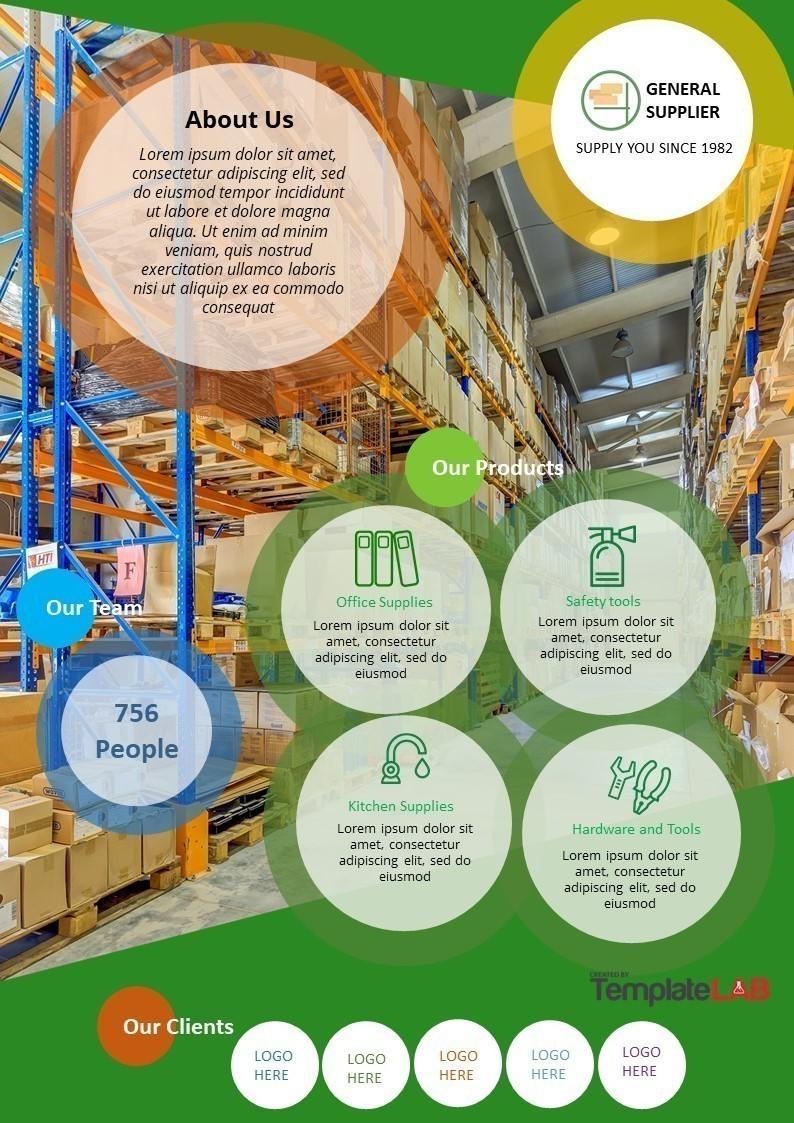 Free General Supplies Company Profile