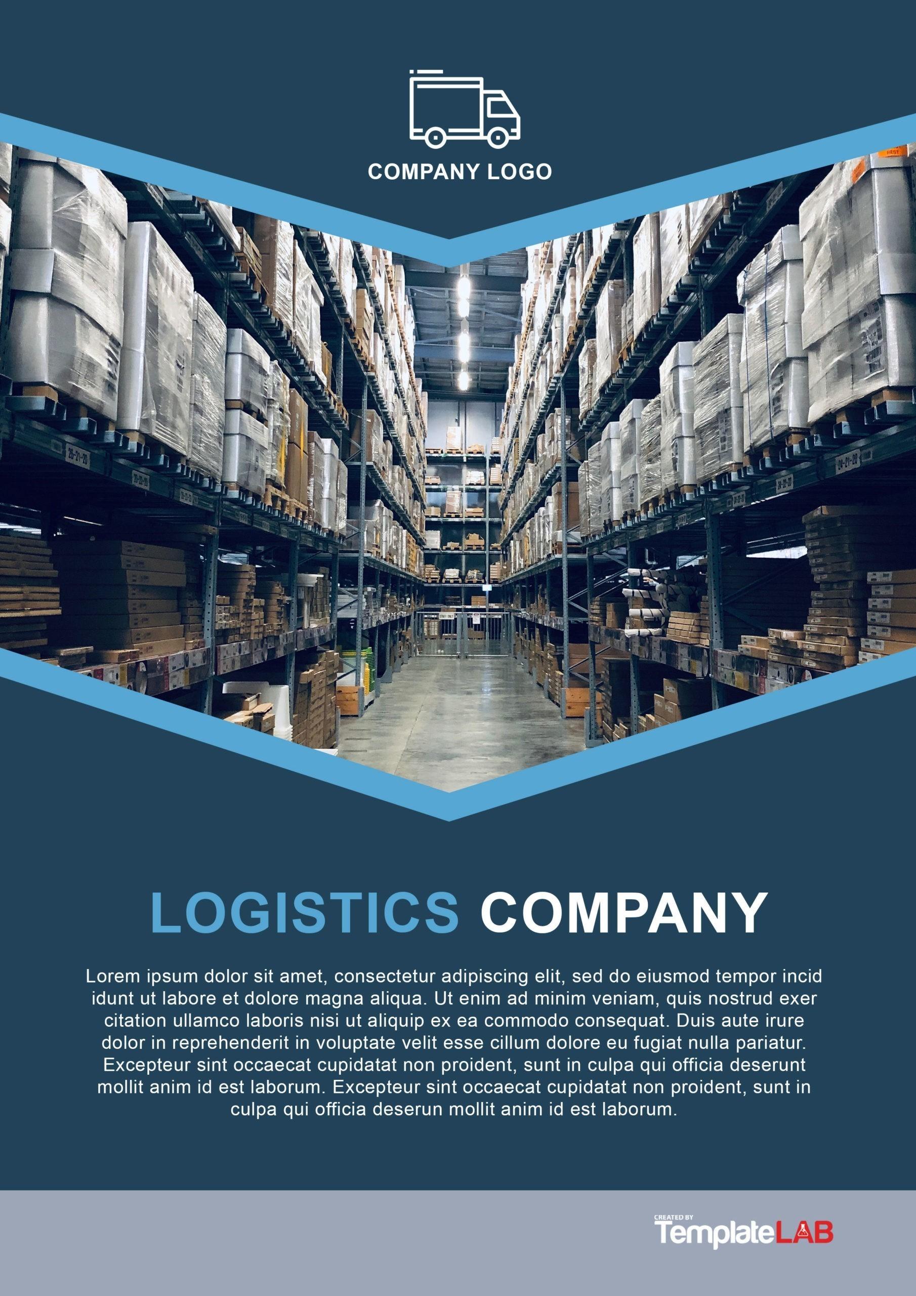 Free Logistics Company Profile