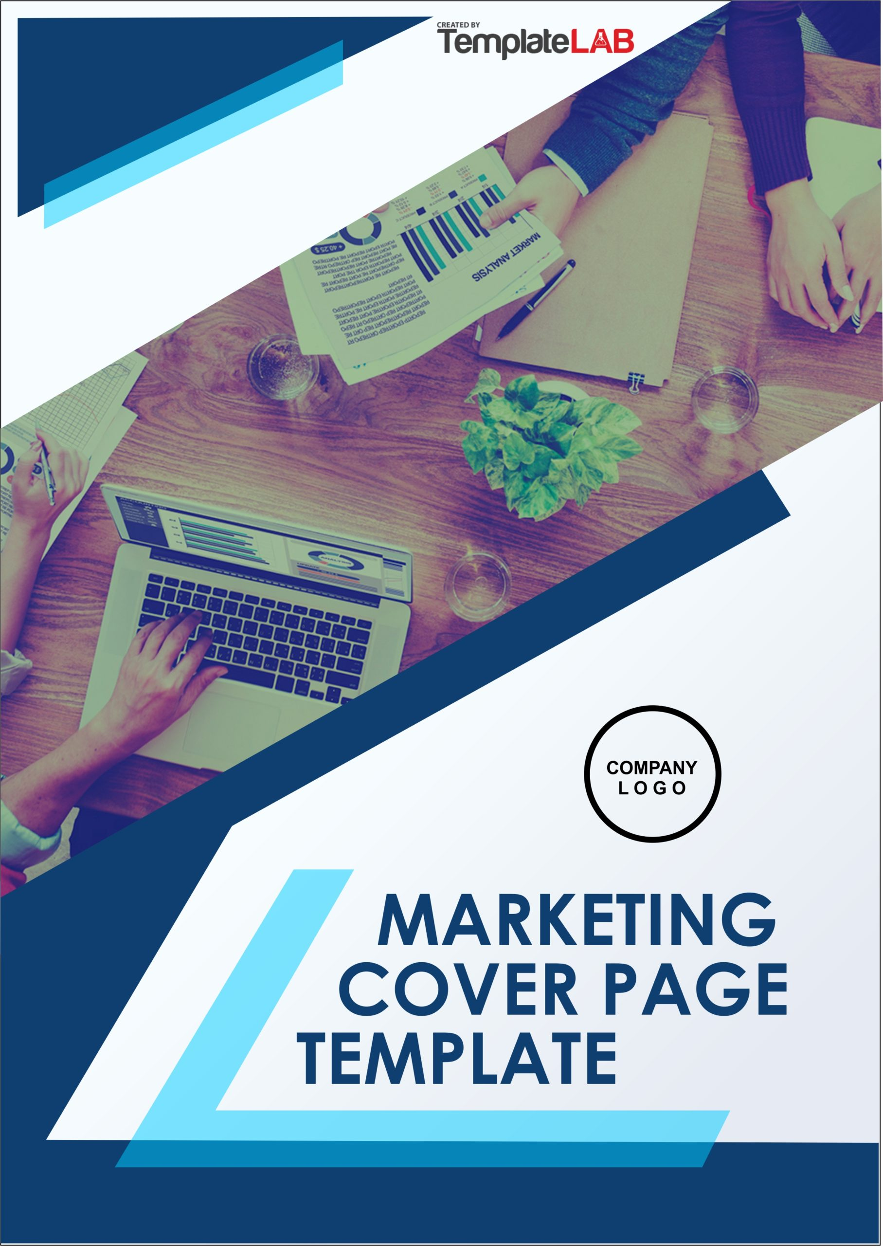 Free Marketing Plan Cover Page
