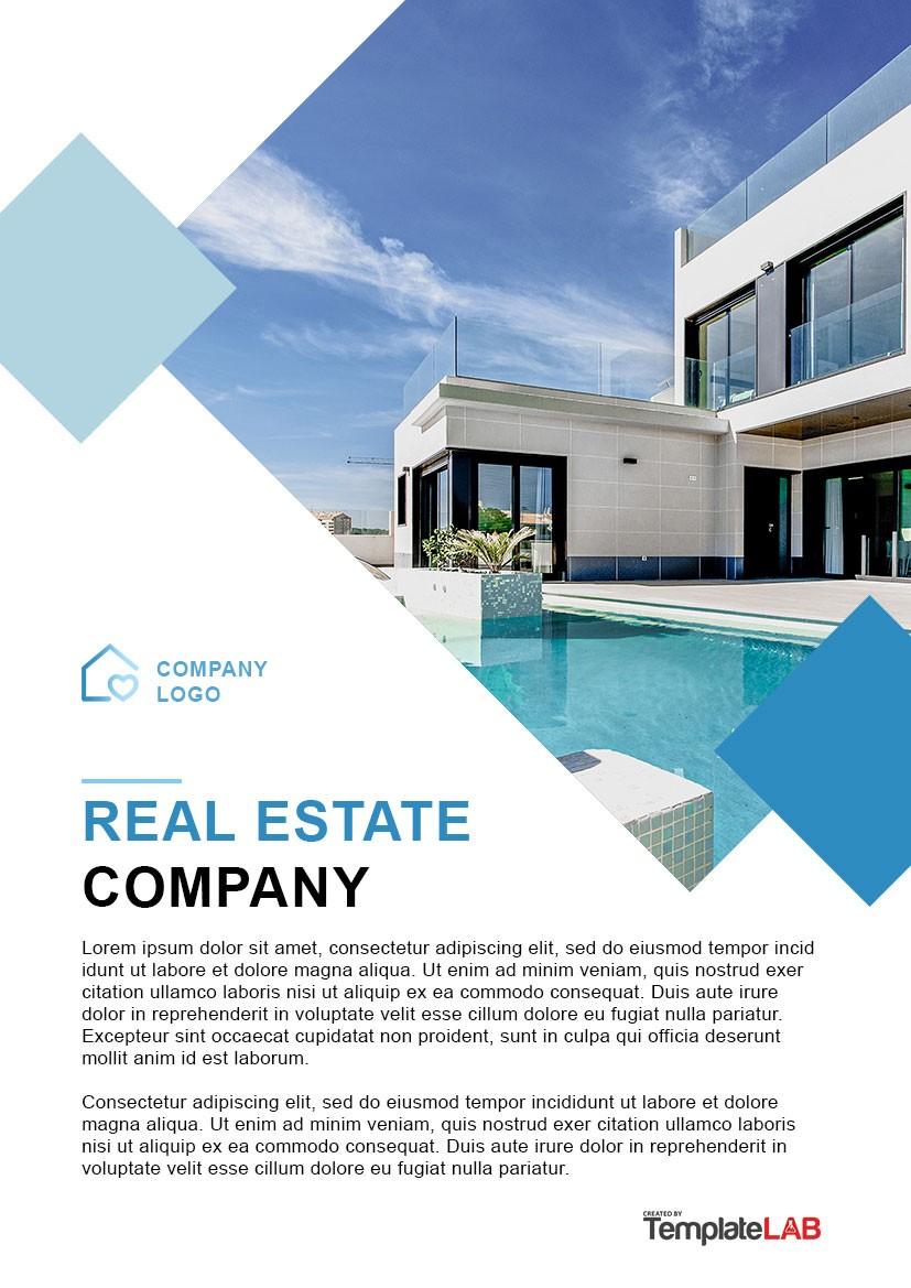 Free Real Estate Company Profile