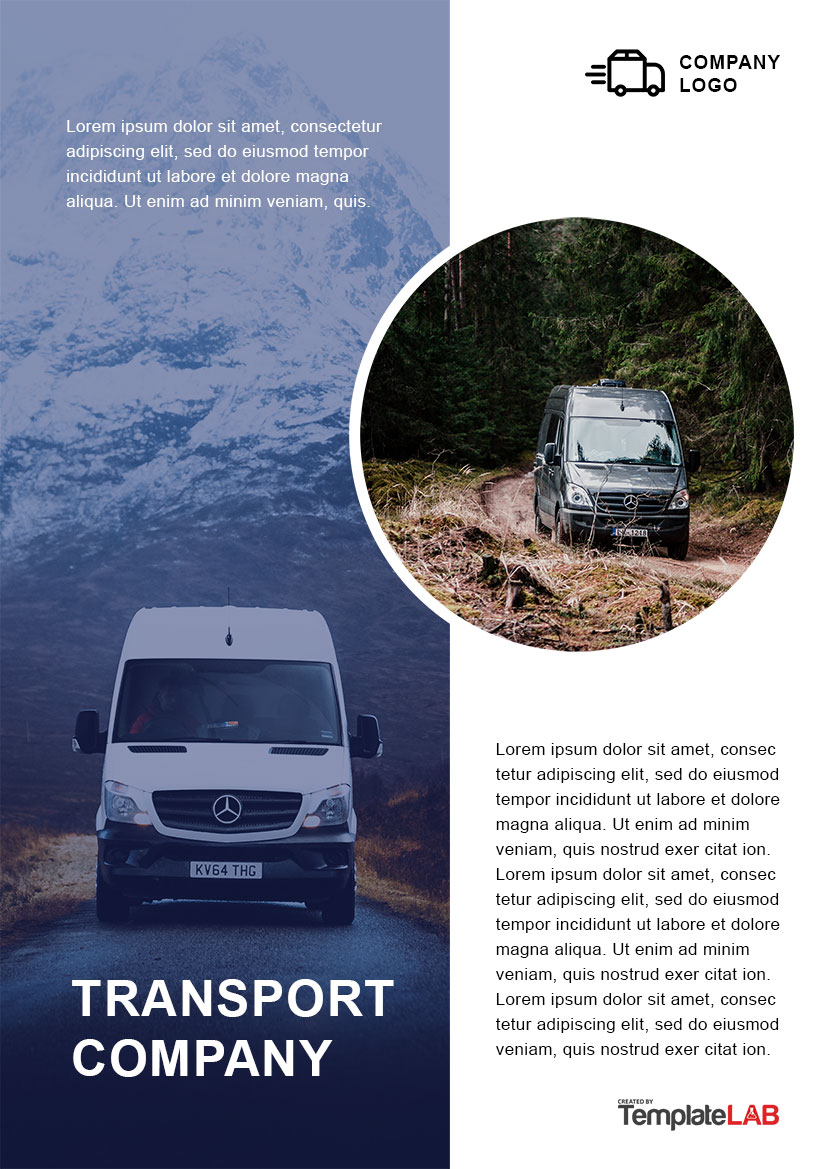 Free Transport Company Profile
