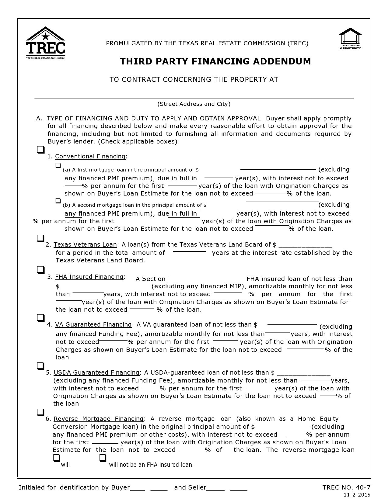 Free third party financing addendum 02